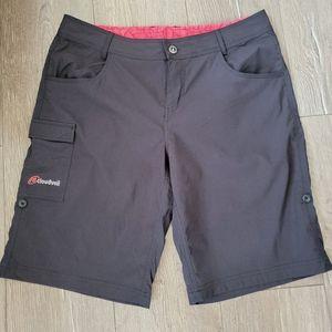 Ladies Cloudveil Bermuda shorts